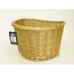 Wicker Basket 16″ D-Shape