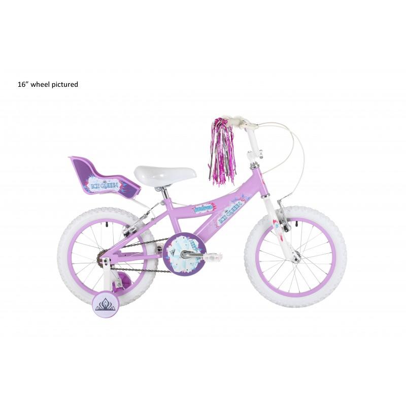 Bumper 12″ 14″ 16″ 18″ Ice Queen Girls