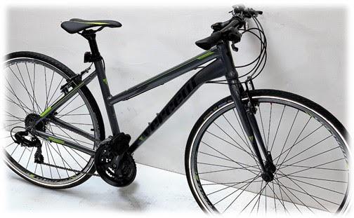 Vercelli Acilla Trekking Bike