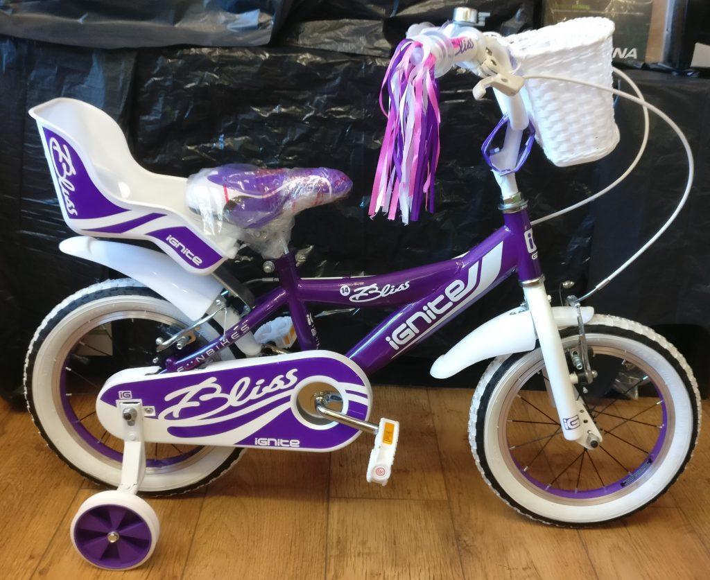 Ignite Bliss 14″ Girls Bike