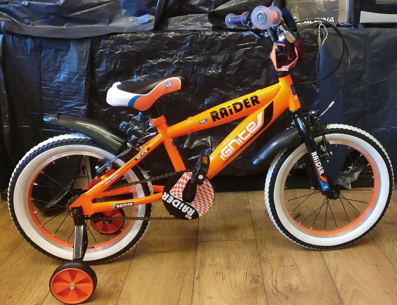 Ignite Raider 16″ Bike